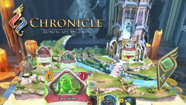 พร้อมปะทะ Chronicle: RuneScape Legends เตรียม CBT เดือนหน้า