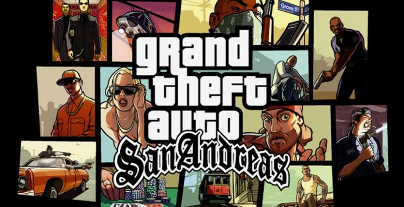 GTA San Andreas นาทีนี้ไม่มีใครไม่รู้จัก