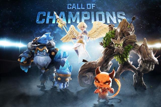 Call of Champions เกมส์มือถือ MOBA จ่อลง Android เดือนหน้า
