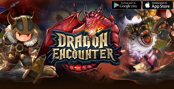 Dragon Encounter มังกรตัวพ่อง เกมส์ฮิตแดนกิมจิมาไทยแล้ว