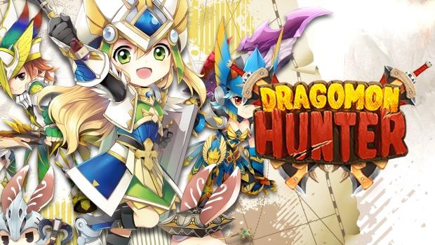 Dragomon Hunter เซิร์ฟอินเตอร์ ลุยเปิด Open Beta วันนี้