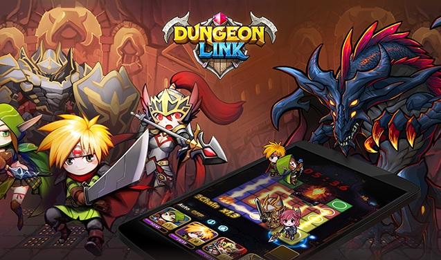 Dungeon Link เกมส์มือถือ Puzzle RPG อัพคอนเทนท์ใหม่
