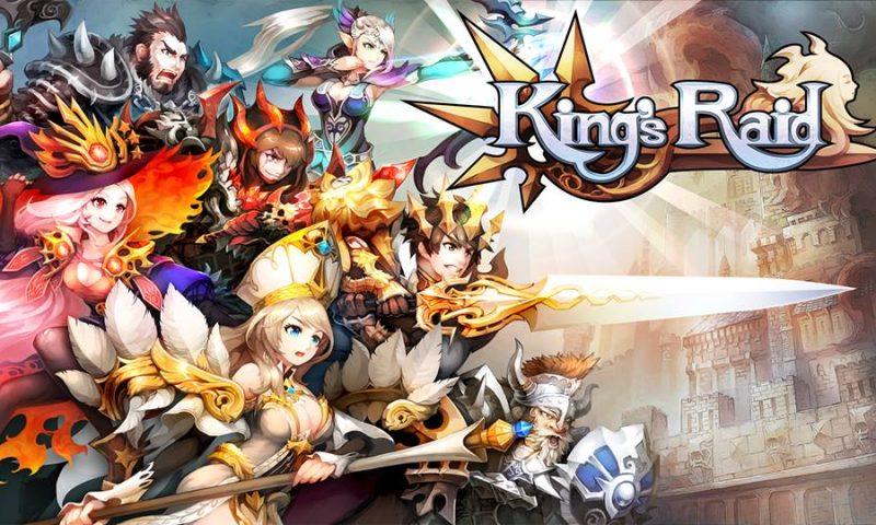 เตรียมมันส์ King's Raid เกมส์ RPG สัญชาติเกาหลีเปิดลงทะเบียนล่วงหน้าแล้ว