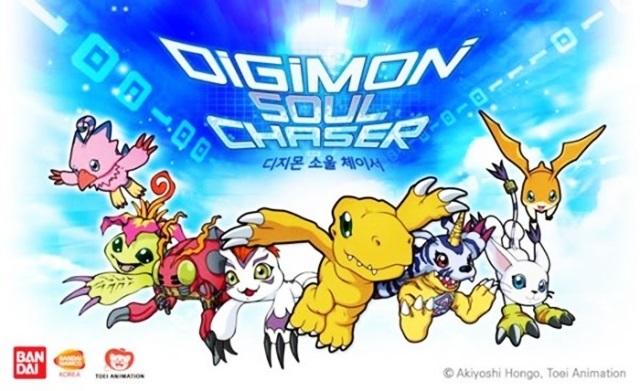 Digimon Soul Chaser งัดภาพ Artwork โหมโรงแล้ว