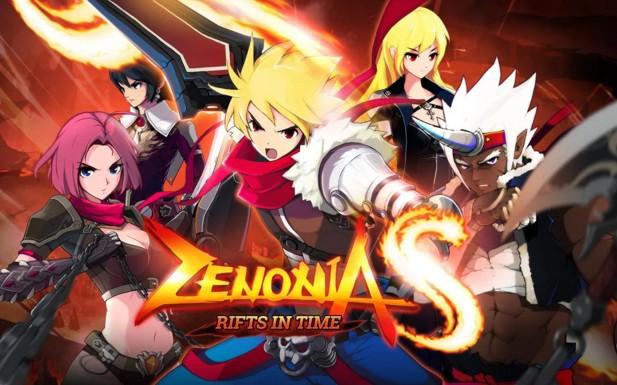 ZENONIA S: RIFTS IN TIME ลงสโตร์ไทย พร้อมเปิดให้ลุยทั่วโลก