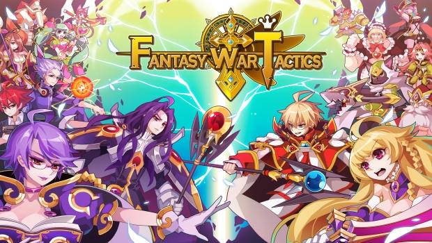 Fantasy War Tactics เปิดตัวให้บริการแล้วใน 153 ประเทศทั่วโลก