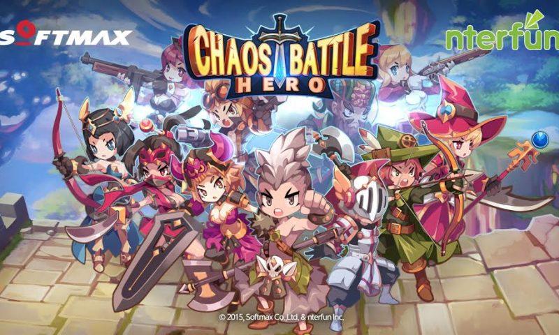 Chaos Heroes Battle เปิดให้มันส์ 136 ประเทศทั่วโลก สโตร์ไทยก็มา