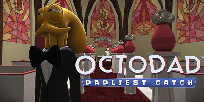 Octodad: Dadliest Catch เจ้าปลาหมึกสุดกวน ชวนอลเวง