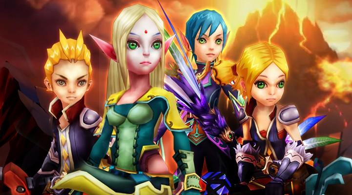 EDEN Avalon legends พิสูจน์ความมันส์เต็มรูปแบบ พร้อมภาษาไทยในเกมส์