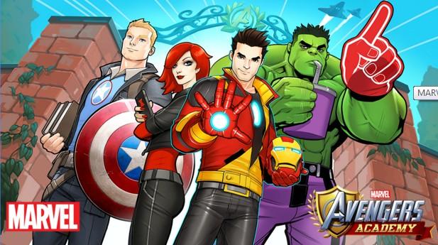 Marvel Avengers Academy ศึกฮีโร่วัยเอ๊าะ เปิดให้ลงทะเบียนบน Android