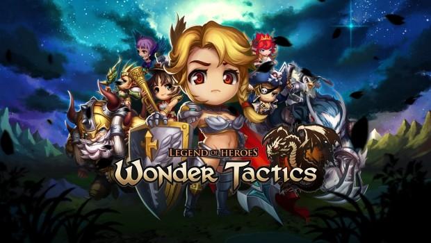Wonder Tactics เกมส์มือถือ RPG แนววางแผน เปิดโหลดแล้ว