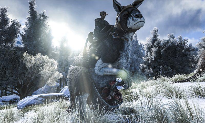 สอยเลย ARK: Survival Evolved  อัพเดทจิงโจ้ยักษ์ล้านปีจอมกระโดด