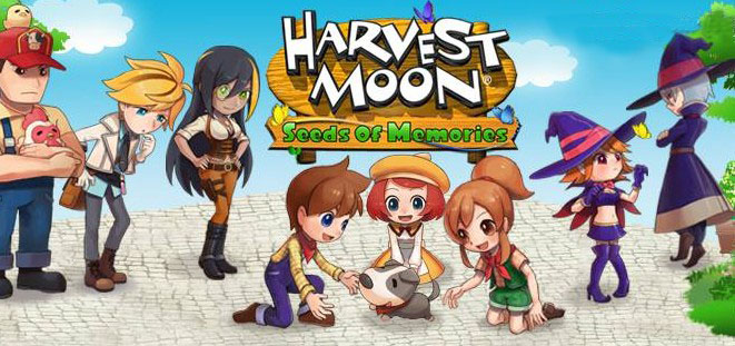 มาแล้ว Harvest Moon: Seeds Of Memories ปล่อย iOS ลงสโตร์แล้ว