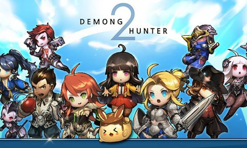 แอพเกมส์ RPG ล่ามังกรสุดแฟนตาซี Demon Hunter 2 ลง App Store แล้ว