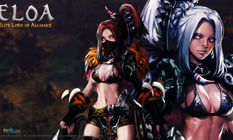 ELOA สุดยอดเกมส์แอ็คชั่น RPG เข้มข้น  ปล่อยภาคเสริมใหม่ The Looters