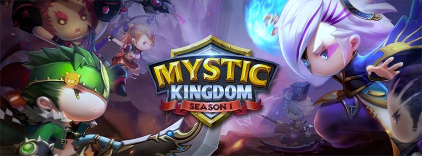 Netmarble เปิดตัว Mystic Kingdom เกมส์ RPG แฟนตาซีตะลุยด่าน
