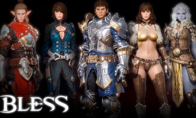 BLESS(KR) อัพแพทช์ เปิดโหมด Wild Boss Battle แจกสัตว์เหาะเป็นรางวัล