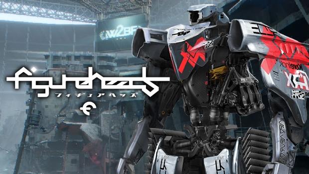 เกมส์หุ่นรบชู้ตติ้งสุดไซไฟ Figureheads Online เปิดลงทะเบียนเล่น OBT เดือนหน้า