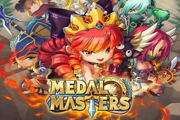 Medal Masters เกมส์มือถือ Action RPG ใหม่จาก Nexon ลงสโตร์ไทยแล้ว