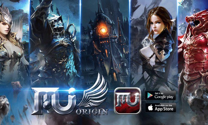 สมัครเลย เกมส์ตำนาน MU: Origin เกาหลี เปิด CBT รอบใหม่เดือนหน้า