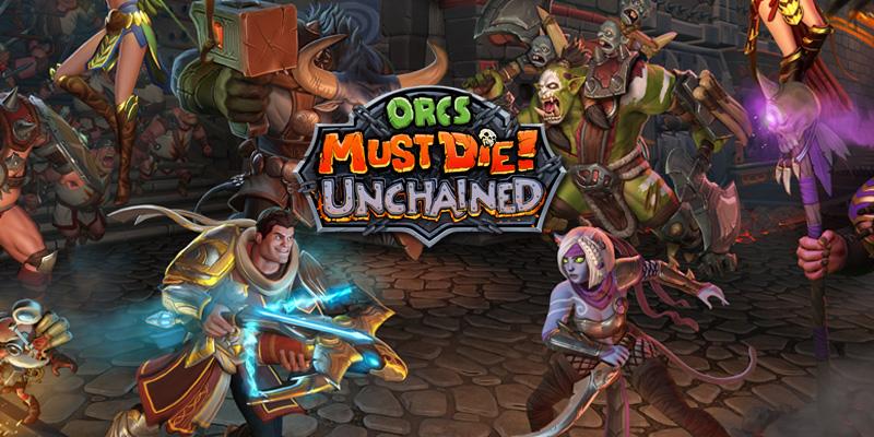 เกมส์ตีป้อมสุดมันส์ Orcs Must Die! Unchained เปิด OBT 25 มี.ค.นี้