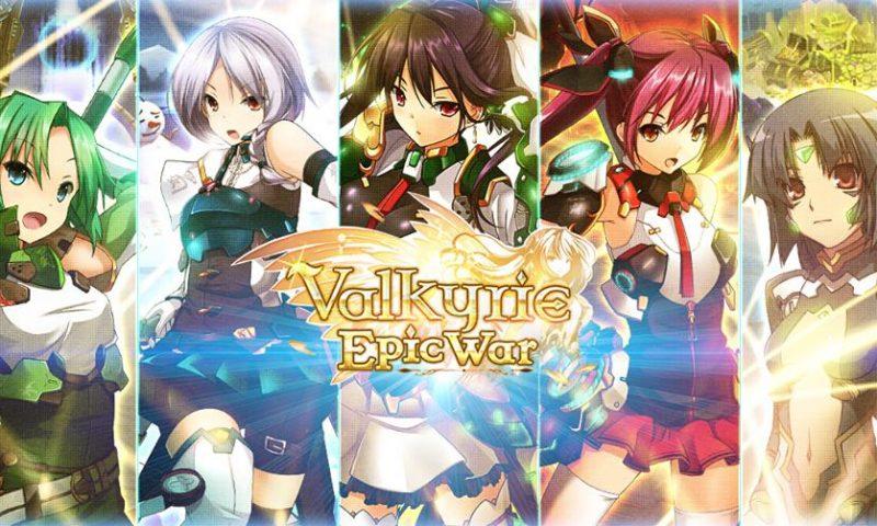 Valkyrie : Epic War เปิดให้บริการบน iOS แล้ววันนี้