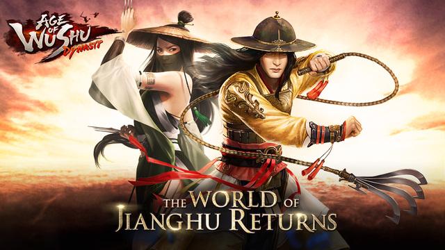 เปิดตัวองค์รักษ์เสื้อแพร Age of Wushu Dynasty อัพเดทใหญ่ ของใหม่เพียบ