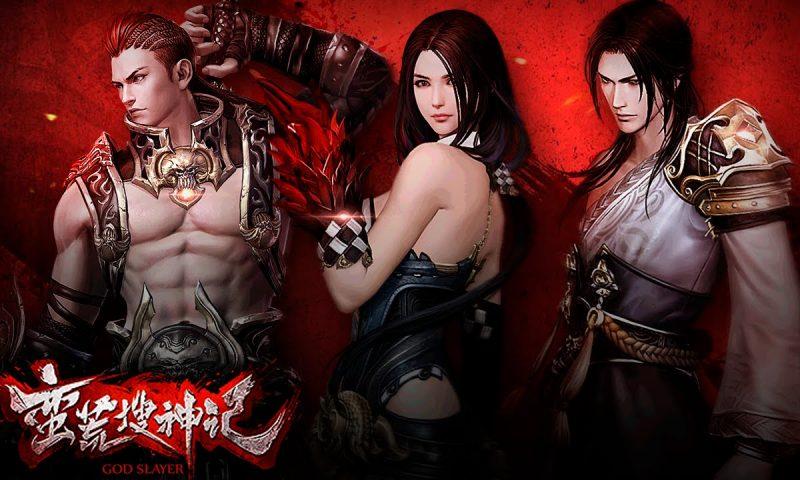 God Slayer เผยสกิลธาตุทั้ง 5 พร้อมเตรียม CBT ในจีน เดือนหน้า