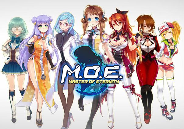 M.O.E. แอพเกมส์ SRPG สุดโมเอะจาก NEXON เปิด CBT วันนี้