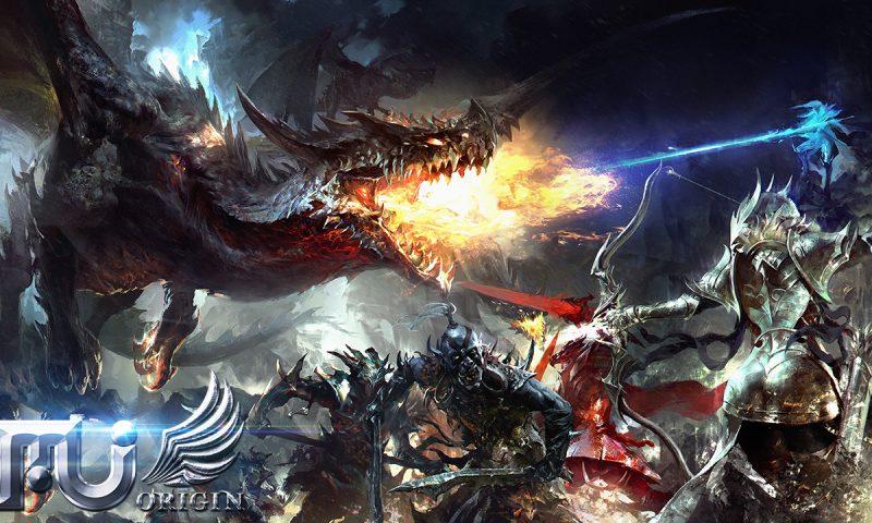 แอพเกมส์ตำนาน MU Origin เวอร์ชั่น ENG เปิด Soft-launch วันนี้
