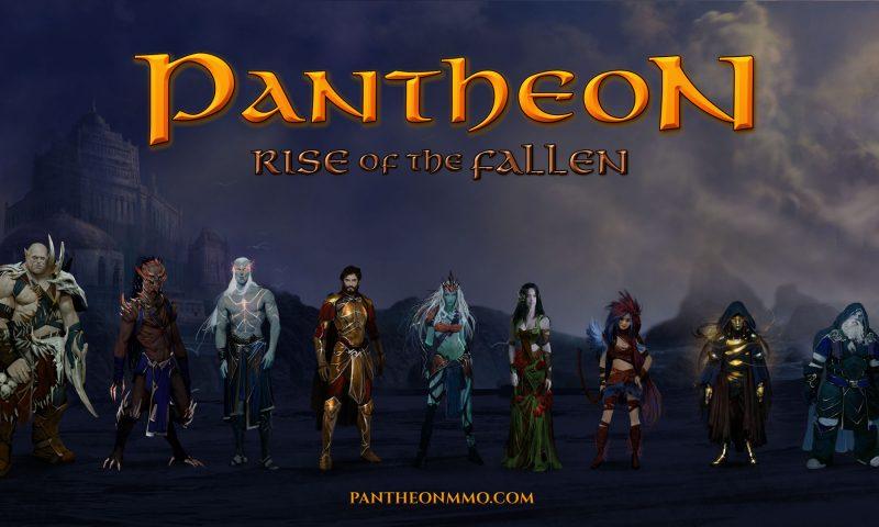 Pantheon: Rise of the Fallen แย้มเกมเพลย์ตัวแรกโชว์พลังเอ็นจิ้้น Unity 5