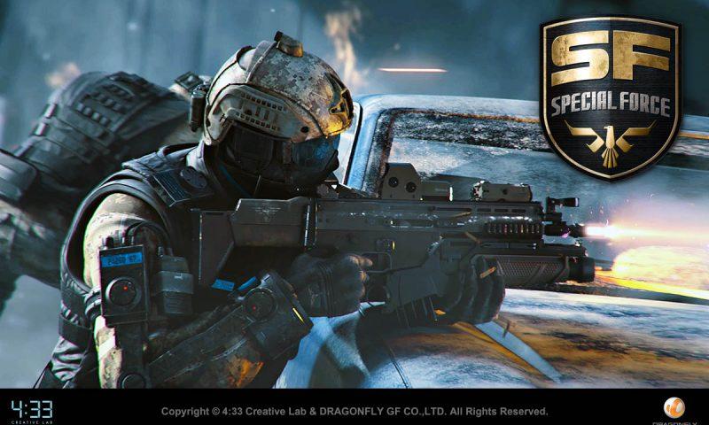 Special Force Mobile เผย คลิปเกมส์เพลย์โชว์สกิลสุดเทพ