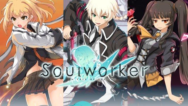 Soul Worker จัดหนัก เปิดตัวซีรีส์อนิเมะ 5 ตอนจบ รับ CBT รอบพิเศษวันนี้