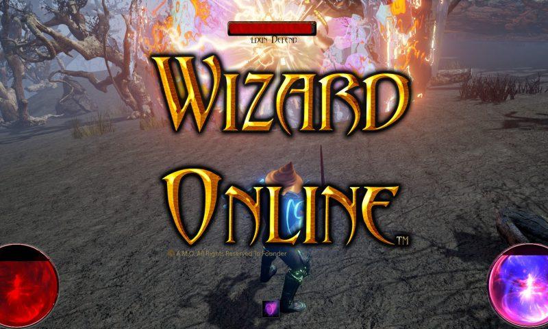 เต็มตา คลิปใหม่ Wizard Online เกมส์ VRMMORPG ตัวแรกของโลก