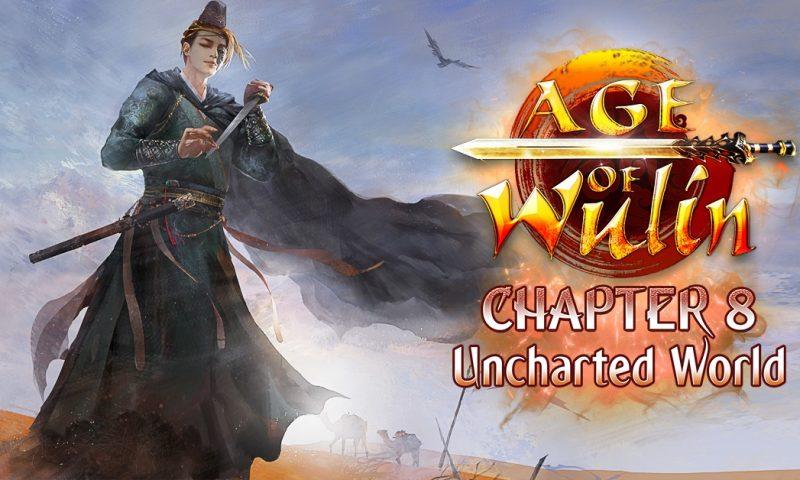 เผยดันเจี้ยนลับ  Age of Wulin (KR) ภาคเสริมใหม่ตอน 8 Uncharted World