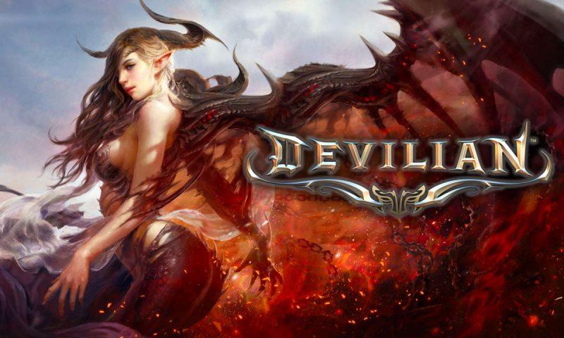 เจอกัน Devilian Online เวอร์ชั่นมือถือ ประกาศ CBT 19 เม.ย.นี้