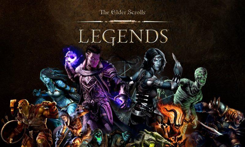 ระเบิดสงคราม Elder Scrolls: Legends เปิดให้บริการบน PC วันนี้