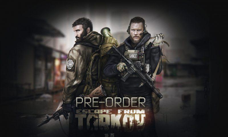 ส่องอินเตอร์เฟซสุดเท่ Escape from Tarkov เกมส์ยิงฮาร์ดคอ MMOFPS