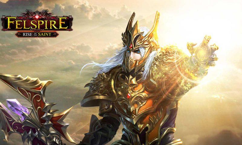 เกมส์แฟนตาซี  ARPG สุดมัน Felspire อัพภาคเสริมใหม่ Rise of the Saint