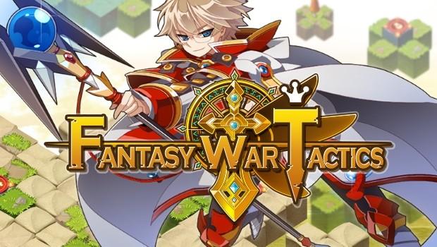เกมส์ SRPG สุดอมตะ Fantasy War Tactics อัพ 2 ฮีโร่ คอนเทนท์ใหม่แน่น