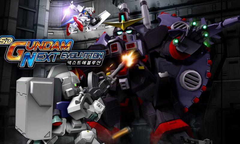 SD Gundam Next Evolution อัพเดทครั้งใหญ่ระบบอาวุธและอื่นๆอีกเพียบ