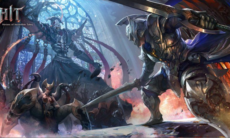 Nexon ยัน HIT แอพเกมส์สาย RPG ฮาร์ดคอร์ เปิดโกลบอล ปี 59 นี้ชัวร์