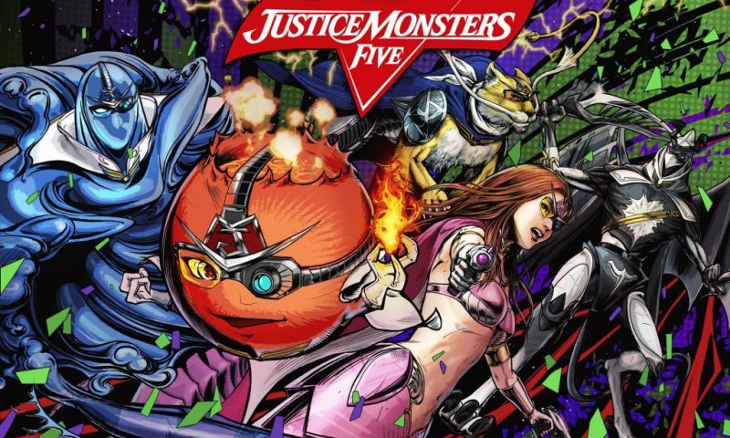 Justice Monsters Five แอพเกมส์พินบอล RPG ลง Android 25 เม.ย.นี้