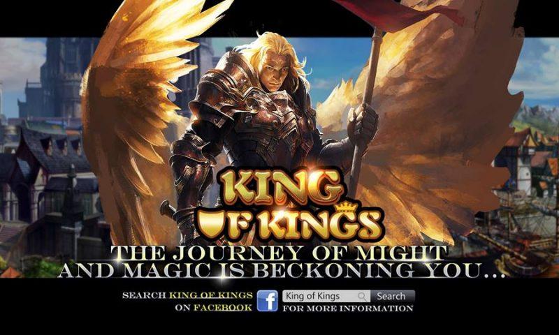 อัพเดท King of Kings แง้มแผนที่&ลานประลองใหม่ รับ CBT ปลายเดือนนี้