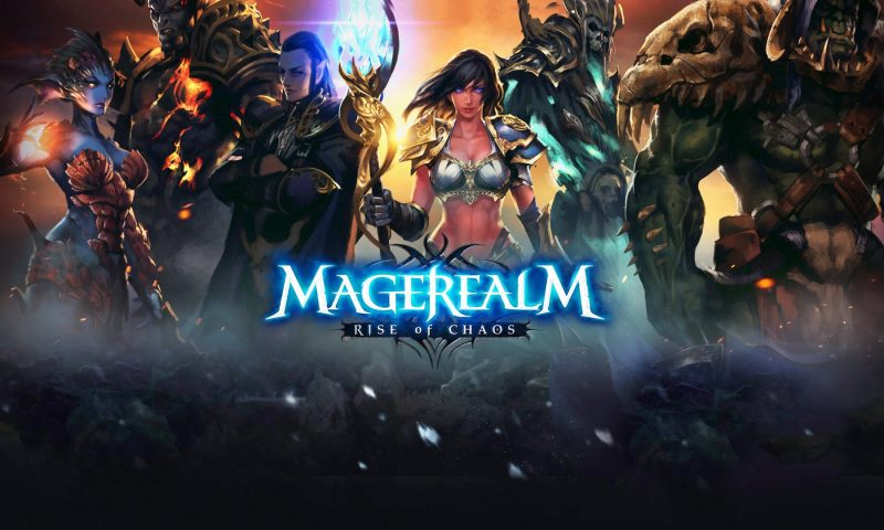 Magerealm อัพเดท Shadow Guard เงาพิฆาตสาย tank สุดเพอร์เฟ็กต์
