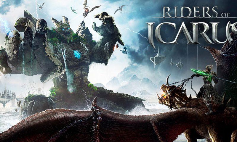 เริ่ม CBT เฟส 2 Riders of Icarus ร่วมต่อสู้ไปพร้อมเหล่าสัตว์ขี่ 21 เม.ย.นี้