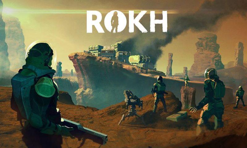 ไปสำรวจดาวอังคารกัน Rokh เกมส์เอาตัวรอด Open-world มาใหม่ สุดล้ำ