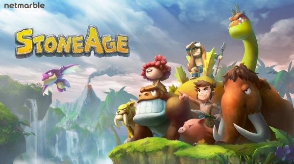 เกมส์จับไดโนเสาร์สุดฮิต Stone Age ลงมือถือเกาหลี มิ.ย.59 นี้