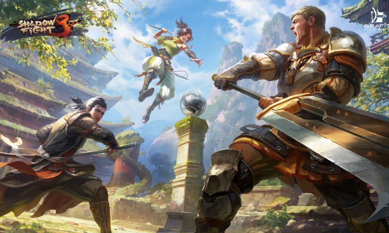 Shadow Fight 3 ร่างเงาจะเปลี่ยนเป็น 3D-RPG พร้อมโหลดปลายปี 2016