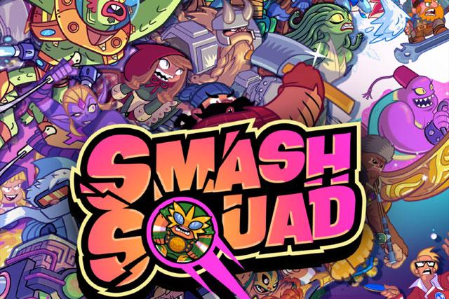 Smash Squad แอพฮีโร่สุดโก๊ะแนว RPG ตีคอมโบสนุก จาก Wargaming